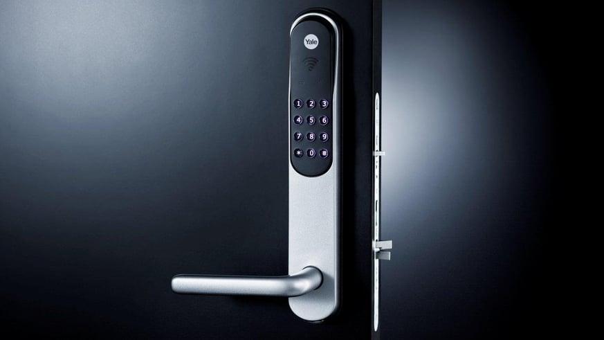 Adgangskontroll i eget hus