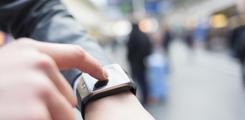 Kortteknologi for wearables - smartklokke.