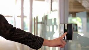 Biometri som nøkkel
