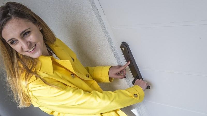 Yale Doorman: — Barna elsker den og kjemper om å komme først til døra